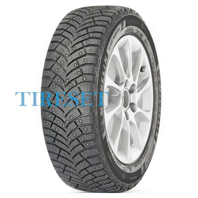 Michelin 215/60R17 100T XL X-Ice North 4 (шип.)