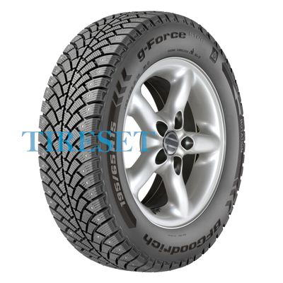 BFGoodrich 195/60R15 92Q XL G-Force Stud TL (шип.)