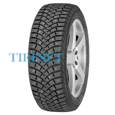Michelin 215/65R16 102T XL X-Ice North 2 GRNX (шип.)